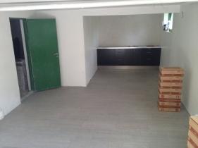 Ombyggnad garage till lägenhet